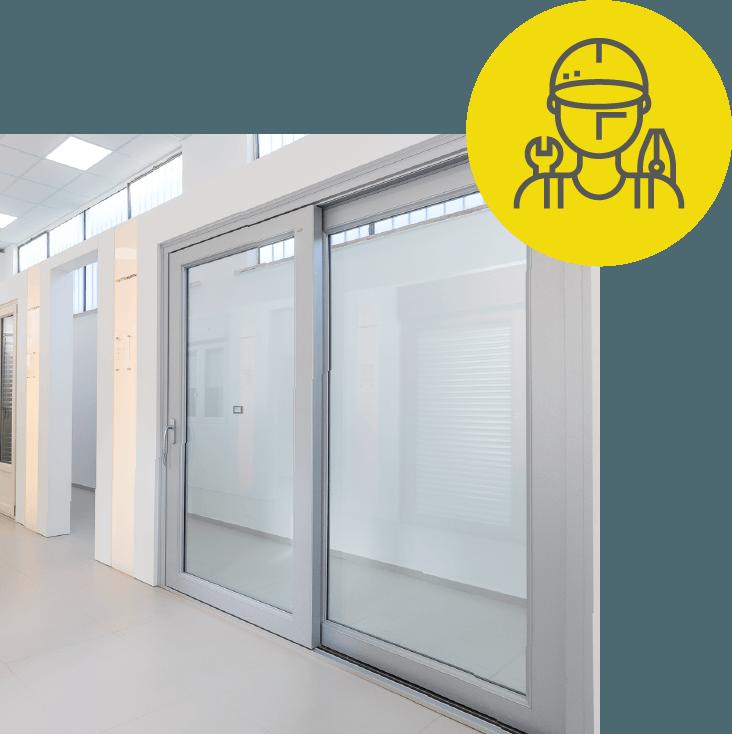 Frame Showroom Rimini | Servizio montaggio infissi, porte, finestre,tapparelle, persinae, zanzariere, avvolgibili, blindati | Rimini